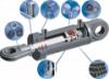 Ремонт гидроцилиндров, замена штоков/гильз/уплотнителей