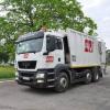 Збір та вивезення будівельних відходів