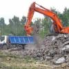 Вывоз негабаритных и строительных отходов