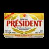Масло вершкове несолоне «Президент»