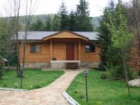 Строительство деревянного дома персонала Гута 81