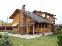 Строительство деревянного дома Сергей 225
