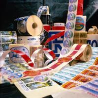Этикетки для продуктов питания, самоклеящиеся, на бумаге, пленке и фольге