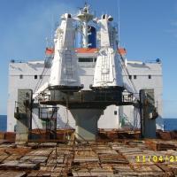 Морские перевозки насыпных и тяжеловесных грузов