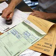 Оформление договоров и транспортных документов