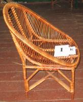 Кресло К-1  Размеры, см.: 92 х 68 х 51