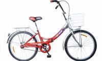 Велосипед складной Дорожник Десна 24
