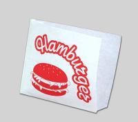 "Пакет бумажный ""Гамбургер"""