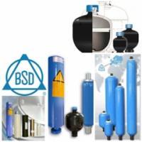 Гидроаккумуляторы для гидравлических систем - продажа, ремонт и заправка гидроаккумуляторов азотом.