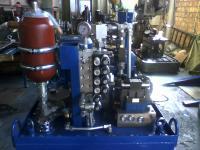 Гидростанции для подъёмно-транспортных механизмов
