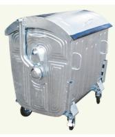 Металеві контейнери для відходів (євро контейнери)