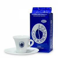 Чашка с блюдцем для эспрессо Caffe BORBONE, 6 шт.