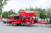 Посевной комплекс POTTINGER Terrasem C4