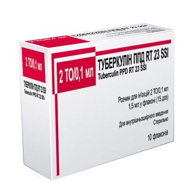 инструкция по применению туберкулина - фото 2