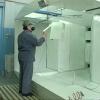 Нанесение полимерного порошкового покрытия