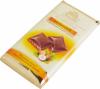 Молочный шоколад «Розалюкс» с дробленными лесными орехами
