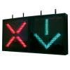 Светофоры реверсивной полосы, светодиодные РЕ2033