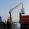 Гидравлическая стрела тракторная ГСТ-1000 «Диапазон»