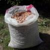 Деревні гранули в мішках по 15 кг