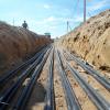 Будівництво кабельних ліній електропередачі