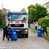 Збирання і вивезення твердих побутових відходів