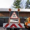 Пересувні дорожні знаки на базі світлодіодів