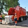 Сбор и вывоз твердых бытовых отходов (ТБО)