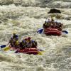 Рафтинг по рекам Украины