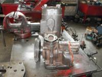 Капитальный ремонт двигателей, их узлов и агрегатов