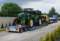 Автоперевозки крупногабаритных грузов