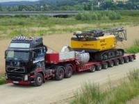 Автоперевозки тяжеловесных грузов, спецтехники
