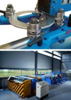 Машины и установки для инновационной и экономичной обработки листовой стали