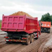 Оптовая торговля сыпучими стройматериалами с доставкой