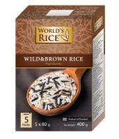 Рис  Wild & Brown (Дикий + Коричневый)