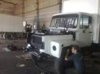 Капитальный ремонт и переоборудование грузовых автомобилей КрАЗ, МАЗ