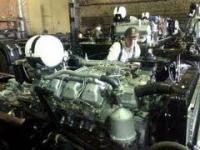 Капитальный ремонт узлов и агрегатов грузовых автомобилей