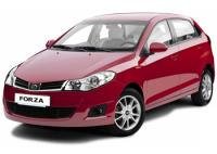 Автомобили ЗАЗ Forza