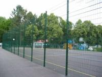 Ограждения и заборы для спортивных площадок
