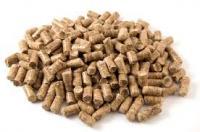 Топливные гранулы из подсолнечной и соевой лузги