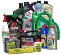 Олії моторні мінеральні, напівсинтетичні, синтетичні, гідрокрекінгові