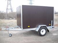 Прицепы-фургоны