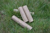 Древесные пеллеты и брикеты