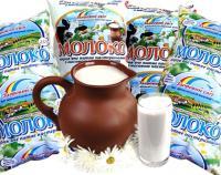 Молоко коров'яче питне пастеризоване