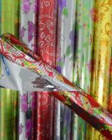 Плёнка для упаковки подарков и цветов