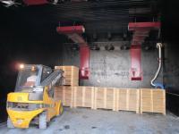 Сушильні камери JUVENAL для сушки деревини (комплект обладнання)