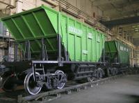 Вагон-хоппер для перевозки угля и агломерата 096-480